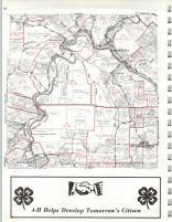 Map Image 010, Clearfield County 1973